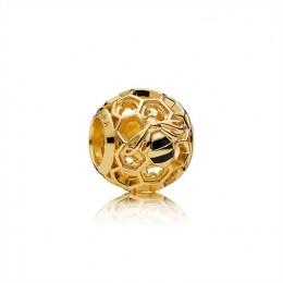 Pandora Jewelry Honeybee Charm 767023EN16