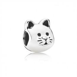 Pandora Jewelry Curious Cat Charm 791706