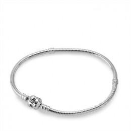 Pandora Jewelry Iconic Silver Charm Bracelet 590702HV