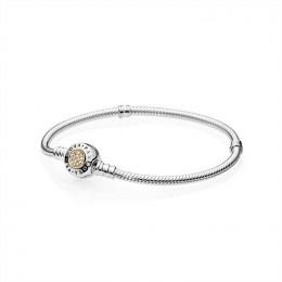 Pandora Jewelry Signature Bracelet-Clear CZ 590741CZ