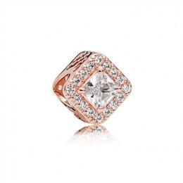 Pandora Jewelry Geometric Radiance Charm 786206CZ