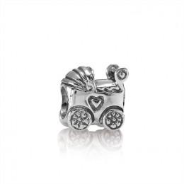 Pandora Jewelry Baby Carriage Charm 790346