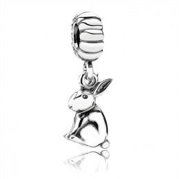 Pandora Jewelry Chinese Zodiac Rabbit Pendant Charm 791101