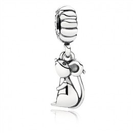 Pandora Jewelry Chinese Zodiac Rat Pendant Charm 791104