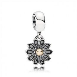 Pandora Jewelry Gerbera Flower Pendant Charm 791210