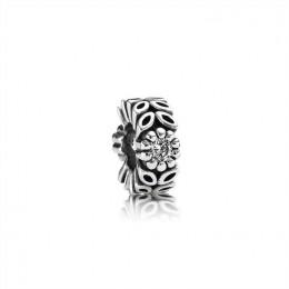 Pandora Jewelry Twice As Nice Spacer-Clear CZ 791224CZ