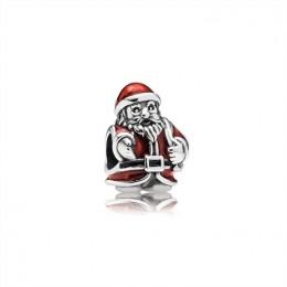 Pandora Jewelry Father Christmas Charm 791231ENMX