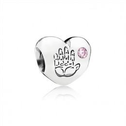 Pandora Jewelry Baby Girl Charm 791280PCZ