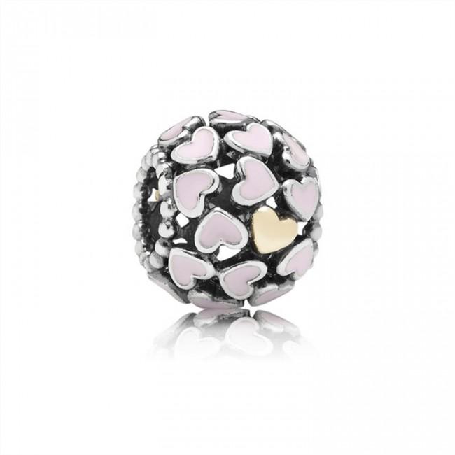 Pandora Jewelry Pave Charm Spacer 791359CZ