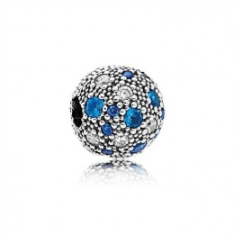 Pandora Jewelry Cosmic Stars-Multi-Colored Crystals & Clear CZ 791286NSBMX