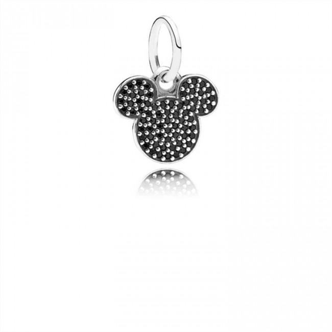 Pandora Jewelry Disney-Sparkling Mickey Icon 791446NCK