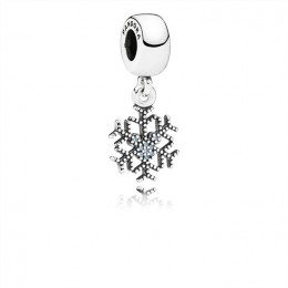 Pandora Jewelry Disney-Mickey's Sparkling Snowflake 791467CFL