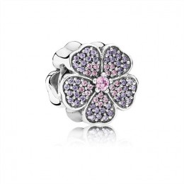 Pandora Jewelry Sparkling Primrose Charm 791481PCZ