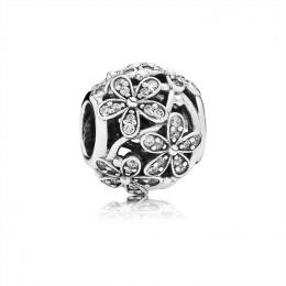 Pandora Jewelry Dazzling Daisy Meadow-Clear CZ 791492CZ