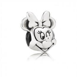 Pandora Jewelry Disney-Minnie Portrait Charm 791587
