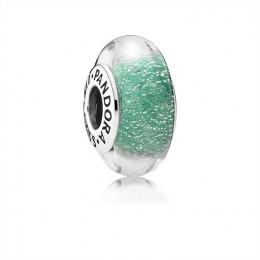 Pandora Jewelry Disney-Ariel's Signature Color Charm-Murano Glass 791641