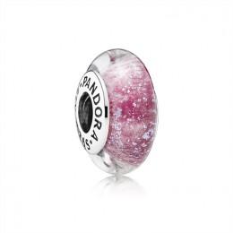 Pandora Jewelry Disney Anna's Signature Color Charm-Murano Glass 791645