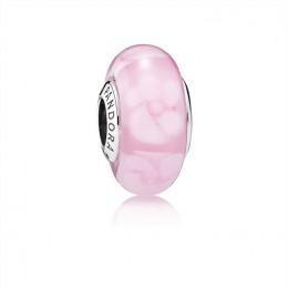 Pandora Jewelry Nostalgic Roses Murano Glass Charm 791653
