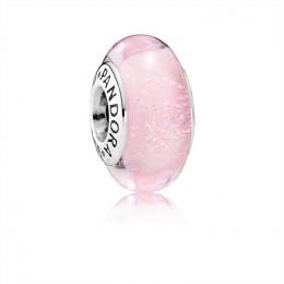 Pandora Jewelry Disney-Aurora's Signature Color Charm-Murano Glass 791658