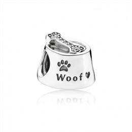 Pandora Jewelry Woof Charm-Clear CZ 791708CZ