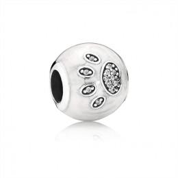 Pandora Jewelry I Love My Pets Charm-Clear CZ 791712CZ