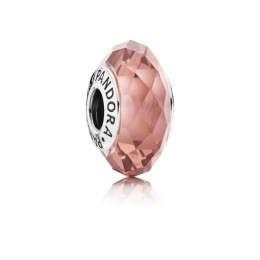 Pandora Jewelry Rosy Facets Charm 791729NBP
