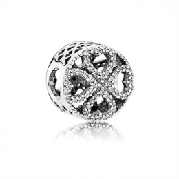Pandora Jewelry Petals of Love Charm 791808CZ