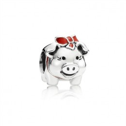 Pandora Jewelry Piggy Bank Charm 791809ENMX