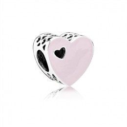 Pandora Jewelry Sweet Love Heart Charm 791812EN40
