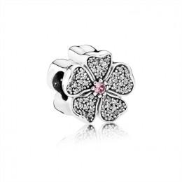 Pandora Jewelry Sparkling Apple Blossom Charm 791831NBP