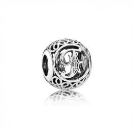Pandora Jewelry Vintage F-Clear CZ 791850CZ