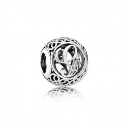 Pandora Jewelry Vintage G-Clear CZ 791851CZ