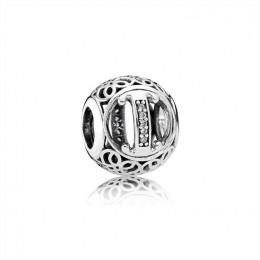 Pandora Jewelry Vintage I-Clear CZ 791853CZ