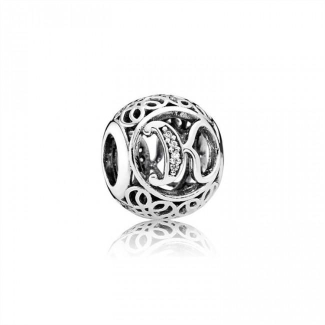 Pandora Jewelry Vintage K-Clear CZ 791855CZ