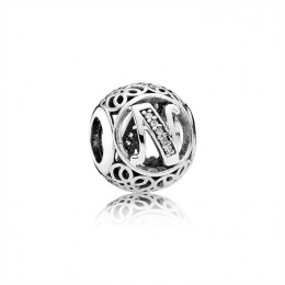Pandora Jewelry Vintage N-Clear CZ 791858CZ