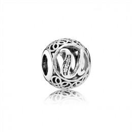 Pandora Jewelry Vintage U-Clear CZ 791865CZ