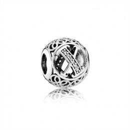 Pandora Jewelry Vintage X-Clear CZ 791868CZ