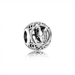 Pandora Jewelry Vintage Y-Clear CZ 791869CZ