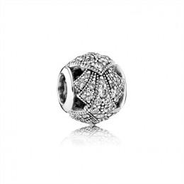 Pandora Jewelry Oriental Fan Charm 791906CZ