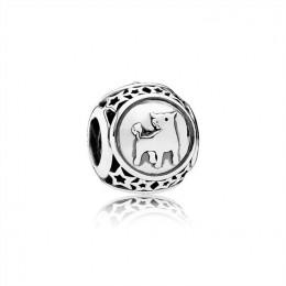 Pandora Jewelry Taurus Star Sign Charm 791937