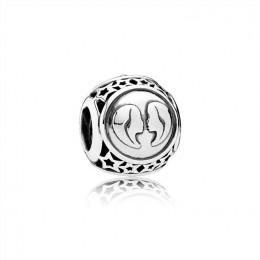 Pandora Jewelry Gemini Star Sign Charm 791938