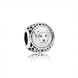 Pandora Jewelry Leo Star Sign Charm 791940