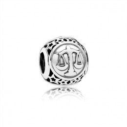Pandora Jewelry Libra Star Sign Charm 791942