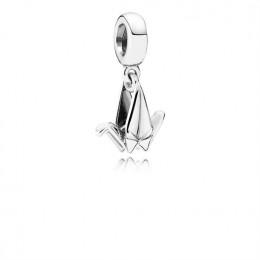 Pandora Jewelry Jewelry Origami Crane Charm 791953