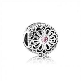Pandora Jewelry Love & Friendship Charm 791955PCZ