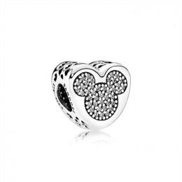 Pandora Jewelry Disney-Mickey & Minnie True Love 792050CZ