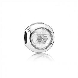 Pandora Jewelry Radiant Droplet Charm-Clear CZ 792095CZ