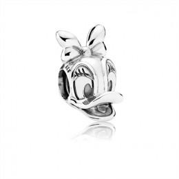 Pandora Jewelry Disney-Daisy Duck Portrait Charm 792137