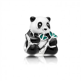 Pandora Jewelry Sweet Panda Charm-Mixed-Enamel 796256ENMX