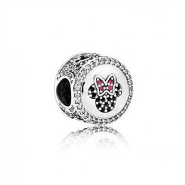 Pandora Jewelry Mickey & Minnie Sparkling Icons-Limited Edition Disney Charm